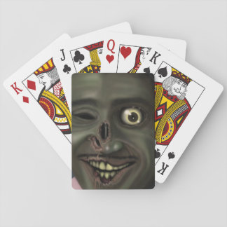 """Candy Man"" Zombie Playing Cards"