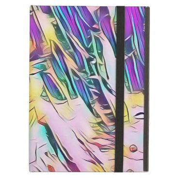 Candy Mountain Abstract Case For iPad Air