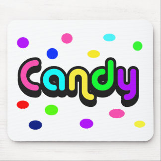 Candy-mousepad Mouse Pad