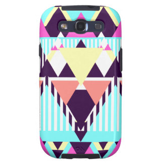 Candy Native Pattern Samsung Galaxy SIII Covers