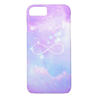 Candy Pastel Galaxy iPhone 7 Case