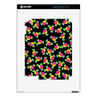 Candy pattern decal for the iPad 2