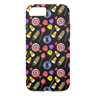 Candy Patterned iPhone 7 Case