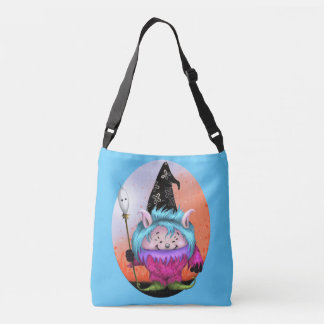 CANDY PET 1 MONSTER HALLOWEEN CUTE TOTE BAG