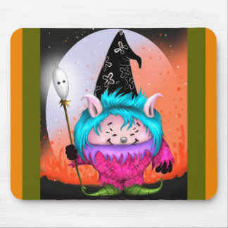 CANDY PET ALIEN MONSTER CUTE CARTOON MOUSE PAD