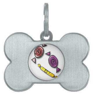 Candy Pet Tag