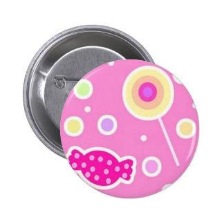 Candy! Pinback Button