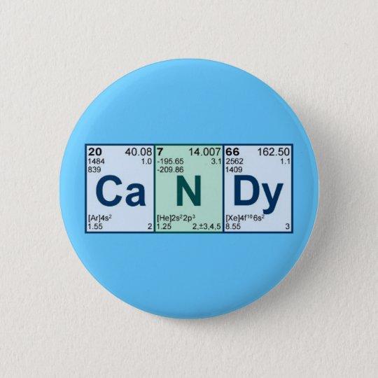 CaNDy Pinback Button