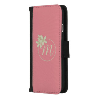 Candy Pink iPhone 8/7 Wallet Case