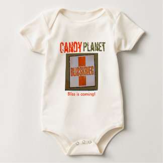 Candy Planet  Baby Baby Bodysuit