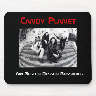 Candy Planet s Best of the Blisskrieg Mouse Pad