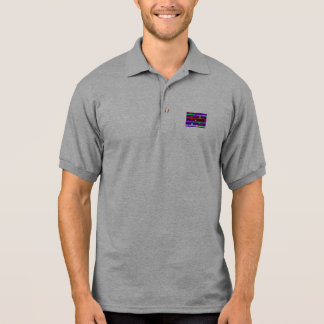 Candy Planets Polo Shirt