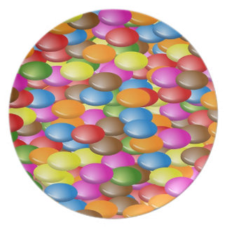 Candy Plates