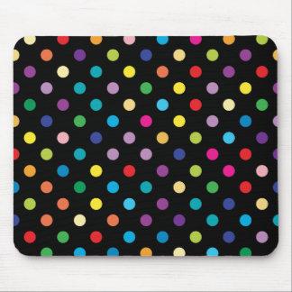 Candy Polka Dot Mousepad