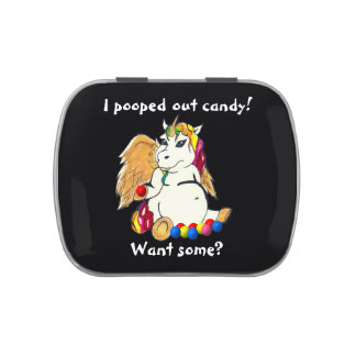 Candy Poo Jelly Belly Tin