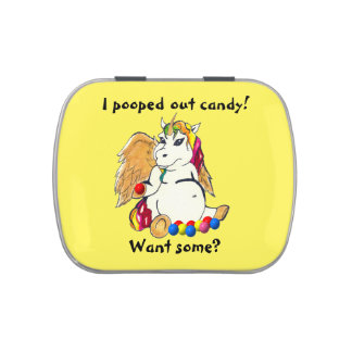 Candy Poo Jelly Belly Tins