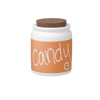 Candy (pumpkin-rev) candy dishes