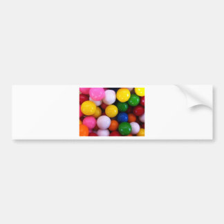 Candy Rainbow Colorful Sweets Dessert Food Kitchen Bumper Sticker