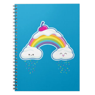 Candy Rainbow Note Book