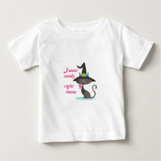 CANDY RIGHT MEOW T-SHIRT