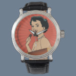 Candy Roll Girl Wristwatch