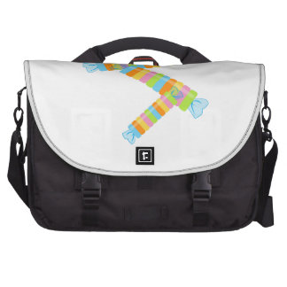 Candy Rolls Laptop Commuter Bag