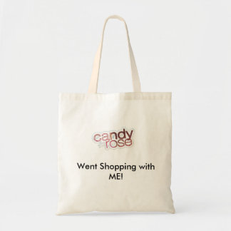 Candy Rose Tote