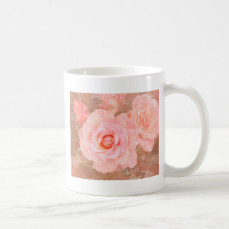 Candy roses coffee mug