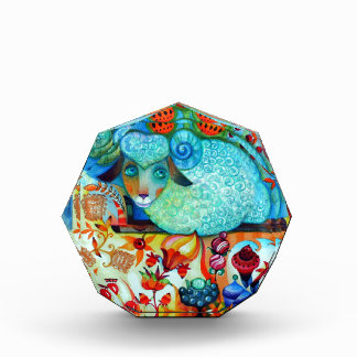 Candy sheep award