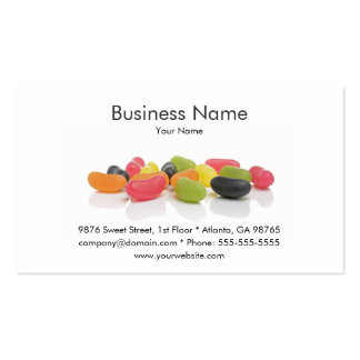 Candy Shop Business Card