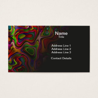Candy Shop Chaos Business Card