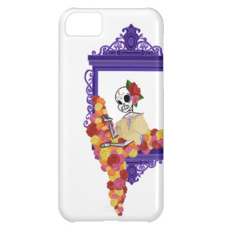 Candy Skull Maid iPhone 5C Case