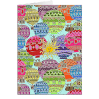 candy sky greeting cards