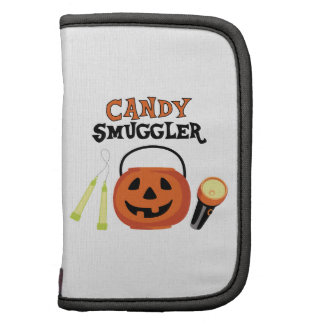 CANDY SMUGGLER FOLIO PLANNERS
