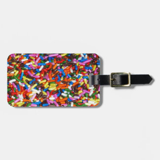 Candy Sprinkles Bag Tag