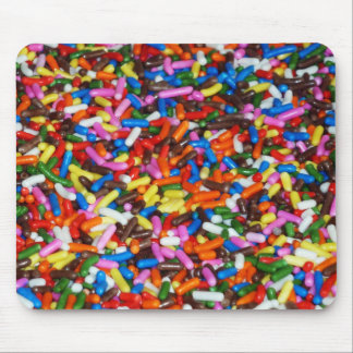 Candy Sprinkles Mouse Pad