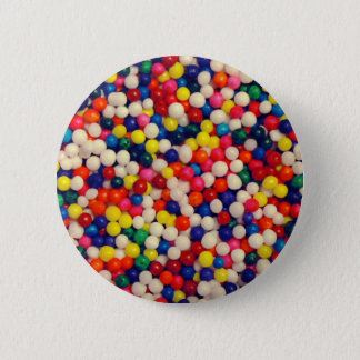 Candy Sprinkles Pinback Button