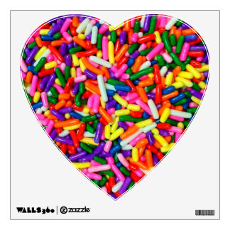 Candy Sprinkles Room Decals