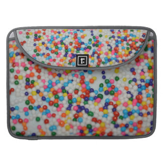 Candy Sprinkles Sweets Dessert Cake Cupcake MacBook Pro Sleeve