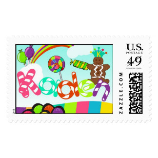 Candy Stamp