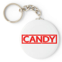 Candy Stamp Keychain