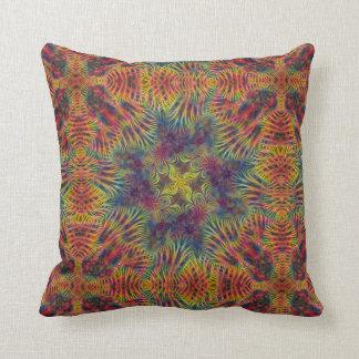 Candy Star  Throw Pillow