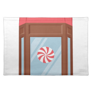 Candy Store Cloth Placemat