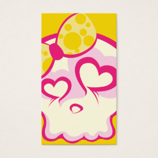 Candy Store Skull Business Card