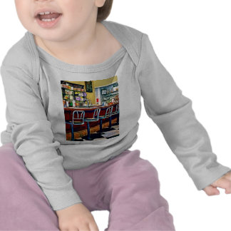 Candy Store With Soda Fountain T-shirt