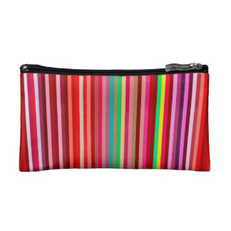 Candy Stripes 2 Cosmetics Bags