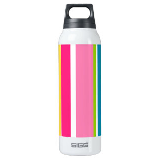Candy Stripes Liberty Bottle 16 Oz Insulated SIGG Thermos Water Bottle