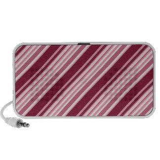Candy Stripes Pattern Speaker