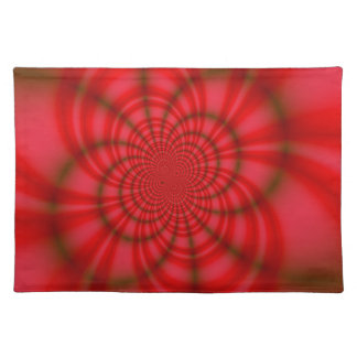 Candy Stripes Placemat Cloth Placemat