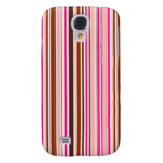 Candy Stripes Samsung S4 Case